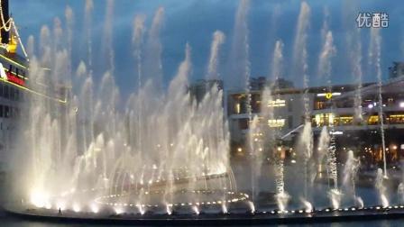 深圳海上世界音乐喷泉01 春天的故事