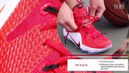 詹姆斯全新战靴 Nike LeBron 12 实战评测