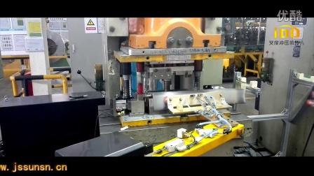 冲压机器人,冲床上下料机械手