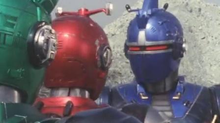 重甲Beetle Fighter 07 谜之摄影家!!