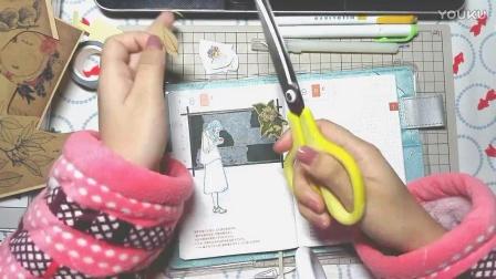 手帐排版|黑板脑洞开不出,文字素材来补救