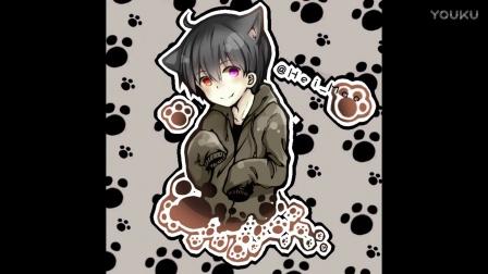 【黑猫】2k 粉丝达成!情人节快乐!