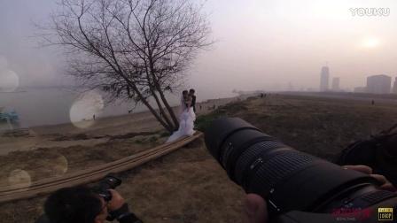 灵锐影像 出品 汉口江滩婚纱花絮1080P