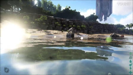 震惊!一男子在晚上居然被恐龙干了,原因居然是....EP1.5方舟暂时完结