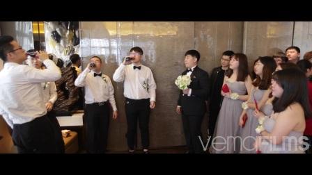 VEMA Films 维蚂作品 - Kaiyu & Na 接亲快剪 (辽宁沈阳)