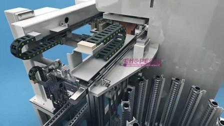 武汉自动化生产线机械三维动画