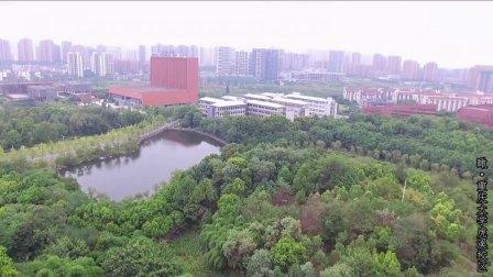 重庆大学虎溪校区航拍
