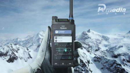 LTE终端新产品宣传视频