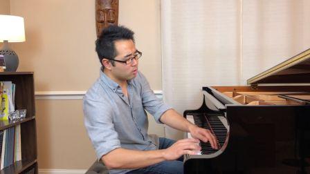 旅美钢琴家于泽楠:李斯特-钟