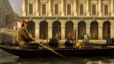 畅游卡纳莱托笔下威尼斯