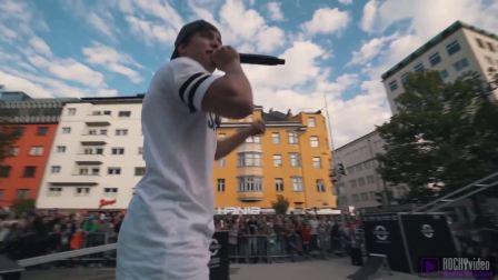 【牛逼轟轟現場大混亂】Fabio Wibmer LIVE ROCKYvideo