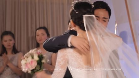 「 ZHANG+SUN 」· 婚礼集锦|屿一作品