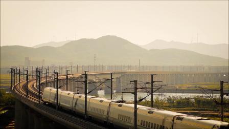 【火车视频】夏末 青荣城际铁路