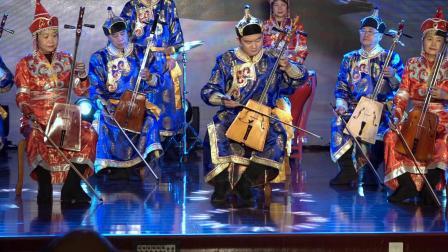 马头琴演奏《鸿雁·骏马》 演出单位 金陵老年大学(南京老干部局摄影团队录制)