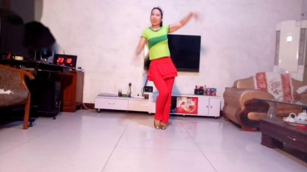 最美的中国--南北东小妹广场舞