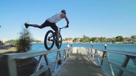 邓肯2018街攀视频 《太平洋之行》Duncan Shaw - Pacific Route 山地车/自行车 视频