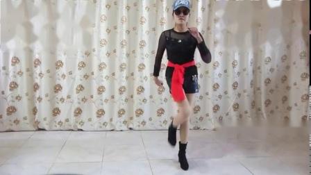 阿文樂樂广场舞《好汉歌》刘欢演唱,编舞毕刚