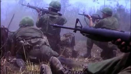 越战期间的M-16