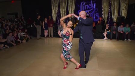 布鲁斯舞 慢舞 Lindy Focus XVII: Late Night Championships, Blues & Slow Dance