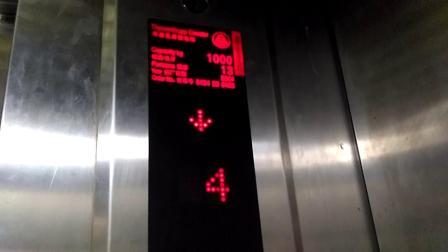 多乐迪KTV电梯下行🎤(4F-1F)