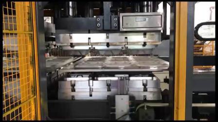 必硕科技——TSA3-11080全自动高产能机械节能环保纸餐具生产设备