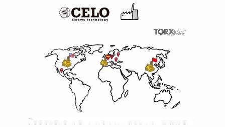 西螺(CELO)全球工业化紧固件制造商