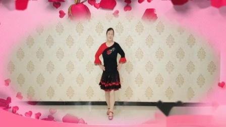 柳絮飞飞广场舞《在我心中你最美》 编舞:依依