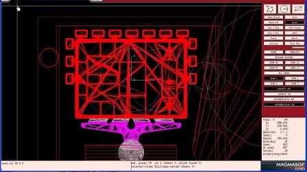 magmasoft 压铸造砂铸模流分析视频教程