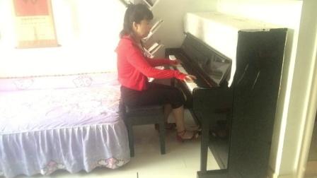 钢琴曲妈妈的吻