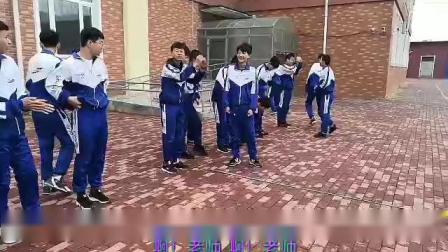 凉水河子中学2019届毕业生留念