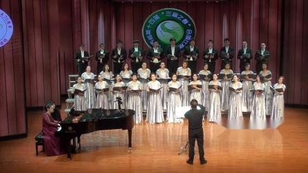 1雪花的快乐 2饮湖上初晴后雨 演唱:阳泉艺校校友合唱团 指挥:王树敏 钢琴伴奏:刘珺
