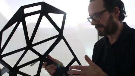 意大利创意家居 Magis 之 Chair one 足球椅的设计之旅