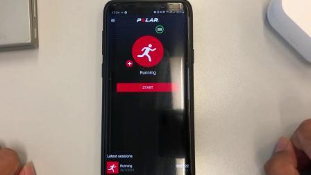 Vimax 与 Android Polar App 心率测试