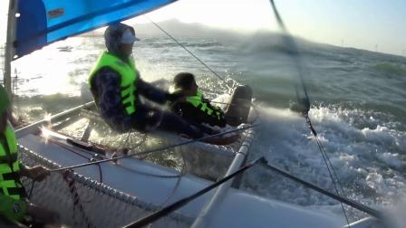 Amaran 帆船的挑战