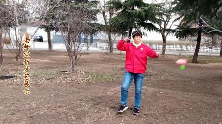 红梅空竹展示