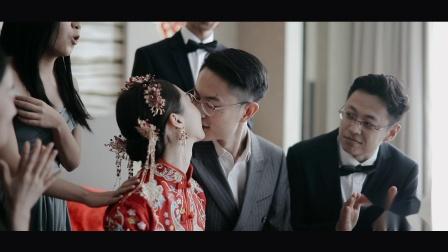 草莓智造作品——大连君悦婚礼集锦
