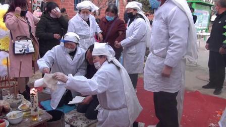 志丹县母亲葬礼(第一部) 拍摄-白玉安