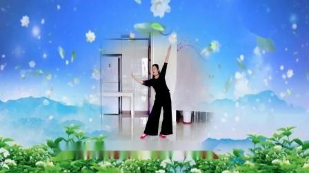 茉莉花〖正面〗古典舞 曾惠林舞蹈系列