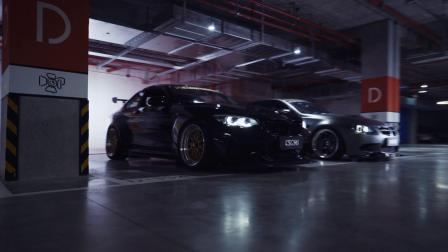 KSSGRD BMW-M Double Kill E92 M3 / F87 M2