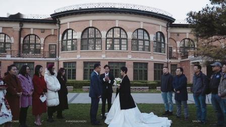 「VWONDER影像社」天宜英伦纪实婚礼电影