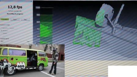 唤醒记忆:为经典大众复古巴士完成3D扫描