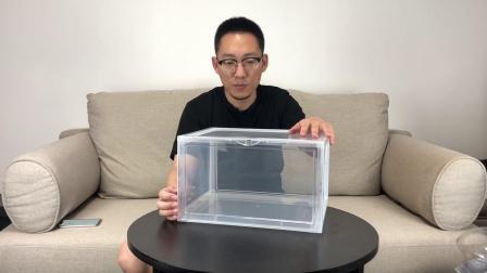 大格球鞋视频--第114期 球鞋收纳盒怎么选