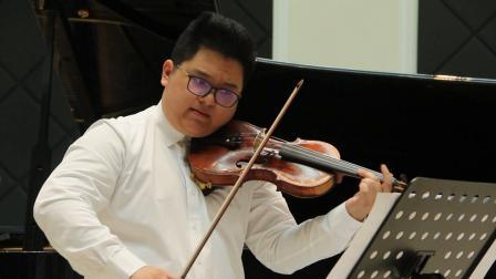 九儿畅想曲(中级) 李奇懋小提琴