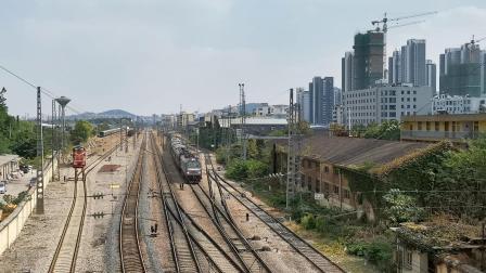 K5831徐州西2道通过