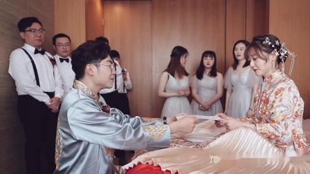 October.24th【蒋轶修&许嘉宸】洲际酒店婚礼快剪