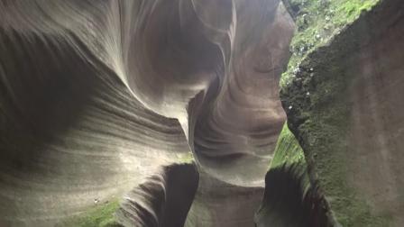 晋陕之旅—黄土高原奇观《甘泉雨岔大峡谷》