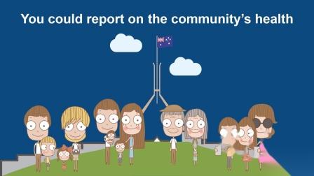 昆士兰科技大学QUT卫生信息管理宣传片