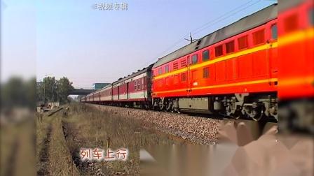 """【老戴影像视界一铁路篇】早年间,宁芜线上满是""""橘子""""…"""