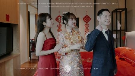鹿光映畫婚礼回放作品FOR2020-12-12广州东方文华酒店