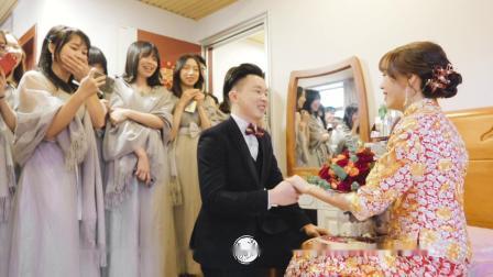 鹿光映畫婚礼回放作品FOR2020-12-16顺德太子酒家